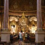 Saragossa (E) –  In der Basilika