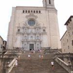 Girona (E) – Die Kathedrale Santa Maria von Girona