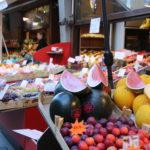 Augsburg (D) – Auf dem Obstmarkt