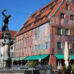 Augsburg (D) – Auf dem Weg zur Basilika St. Ulrich und Afra