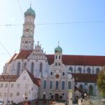 Augsburg (D) – Die Basilika St. Ulrich und Afra