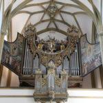 Augsburg (D) – Die Orgel der Basilika St. Ulrich und Afra