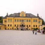 Salzburg (A) – Schloss Hellbrunn (Lustschloss des Fürstbischofs)
