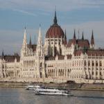 Budapest (H) – Das Parlamentsgebäude