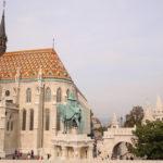 Budapest (H) – Auf der Fischerbastei