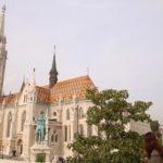 Budapest (H) – Die Matthiaskirche (Liebfrauenkirche) auf der Fischerbastei