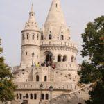 Budapest (H) –Auf der Fischerbastei