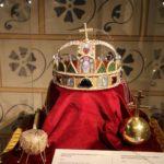 Budapest (H) – Krone in der Matthiaskirche (war auch Krönungskirche)