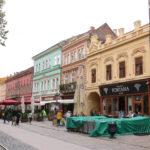 Košice (deutsch Kaschau) (SK) – In der Altstadt