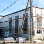 Charsznica (PL) – Fortschritt beim Umbau unsere Gießerei
