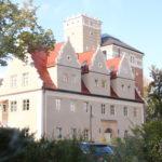"""Ślęza (PL) –  Das Schloss """"Zamek Topacz"""""""