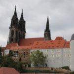Meißen (D) – Die Albrechtsburg mit dem Meißner Dom