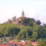 """Seitenroda (D) – Die Leuchtenburg (""""Königin des Saaletals"""")"""