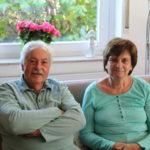 Goslar (D) –  Bei unseren Freunden Peter und Angelika zu Hause