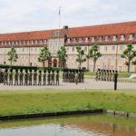 """Kopenhagen (DK) – """"Drillplatz"""" am Schloss Rosenborg"""