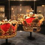 Kopenhagen (DK) – in der Schatzkammer von Schloss Rosenborg