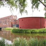 Malmö (S) – Das Malmöhus (von den Dänen erbaute Burg des 16. Jh.)