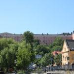 Uppsala (S) – Schloss Uppsala
