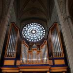 Uppsala (S) – Die Orgel im Dom zu Uppsala