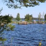 Fågelsjö Gryssjövägen (S) – Am See