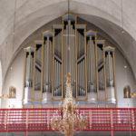 Luleå (S) – Die Orgel im Dom zu Luleå