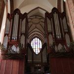 Stettin (PL) – Die Orgel in der Jakobskathedrale