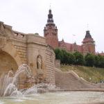 Stettin (PL) – An der Hakenterrasse
