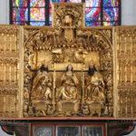 Danzig (PL) – Der Altar der Marienkirche
