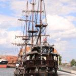 Danzig (PL) – Ausflug auf einem Piratenschiff