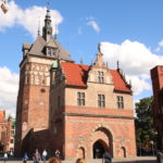 Danzig (PL) –  Hinter dem Langgasse Tor