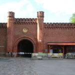 Lötzen (poln. Giżycko) (PL) – Die Feste Boyen (preußische Ringfestung mitten in den Masuren)