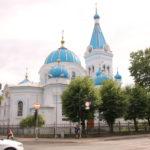 Jelgava (Mitau) (LV) – Schöne Kirche