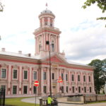 Jelgava (Mitau) (LV) – Academia Petrina (älteste höhere Bildungseinrichtung in Lettland)