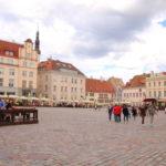 Tallinn (EST) – Der Rathausplatz