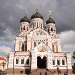 Tallinn (EST) – Die Alexander-Newski-Kathedrale