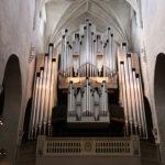 Turku (FIN) – Die Orgel im Dom von Turku
