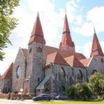 Tampere (FIN) – Der Dom von Tampere