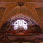 Tampere (FIN) – Orgel im Dom von Tampere