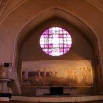Tampere (FIN) – Altar im Dom von Tampere
