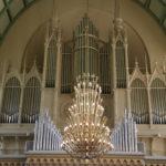 Mikkeli (FIN) – Die Orgel im Dom von Mikkeli
