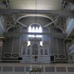 Kerimäki (FIN) – Die Orgel der Kirche von Kerimäki