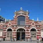 Helsinki (FIN) – Die Vanha kauppahalli (Alte Markthalle – die erste und älteste Markthalle)
