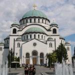 Belgrad (SRB) – Der Dom des Heiligen Sava (eines der größten orthodoxen Gotteshäuser der Welt)