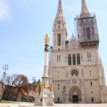Zagreb (HRV) – Die Kathedrale von Zagreb