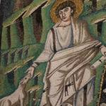 Ravenna (I) – San Vitale (bunte Mosaiken in Kirche aus dem 6. Jh.)
