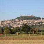 Assisi (I) – Der Geburtsort des heiligen Franziskus von Assisi (1181–1226)