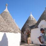 Alberobello (I) – Trulli von Alberobello (Häuser mit Zipfelmütze)