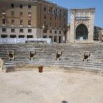 Lecce (I) – Anfiteatro romano