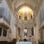 Lecce (I) – Die Orgel der Basilika Santa Croce