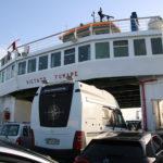 Auf der Fähre nach Sizilien